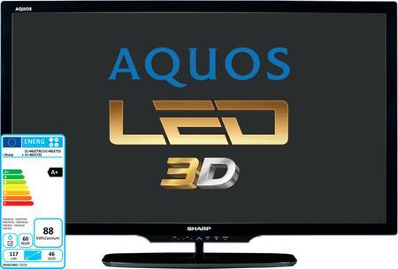Telewizor LED AQUOS LC-46LE730E SHARP