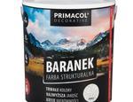 Farba strukturalna Baranek PRIMACOL Decorative - zdjęcie 1
