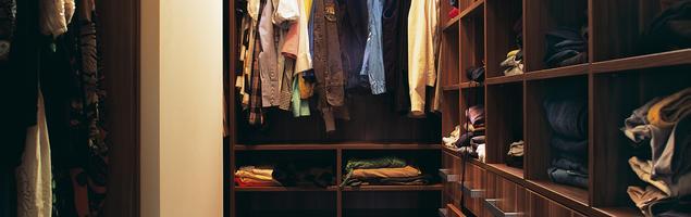 4 najciekawsze propozycje jak urządzić garderobę