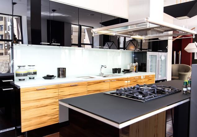 Zobacz galerię zdjęć Nowoczesna, czarna kuchnia marzeń  Stronywnętrza pl  s   -> Kuchnia Czarna Nowoczesna