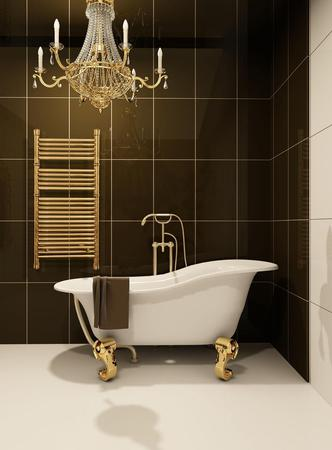 Grzejnik łazienkowy dekoracyjny RETRO Radeco