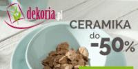 Stylowa jadalnia teraz do 50% taniej w Dekoria.pl