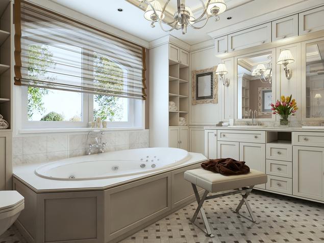 Elegancka łazienka. Jak urządzić elegancką łazienkę