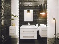 Nowoczesne meble łazienkowe podstawą pięknych aranżacji łazienek