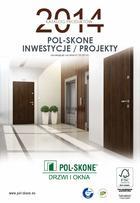Katalog Inwestycje Projekty POL-SKONE 2014